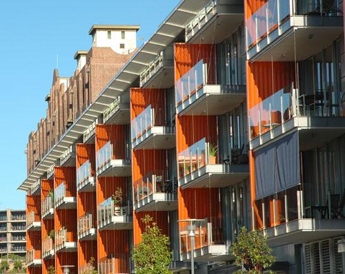 Unit Basix Building Sustainability Index